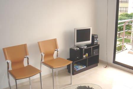 apartamento amoblado en excelente sector  pereira - ペレイラ - アパート