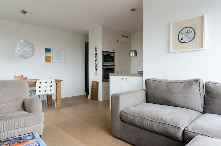 Lovely apartment close to Amsterdam - Naarden - Lägenhet
