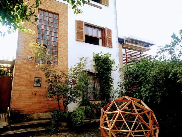 Room/Quarto em casa aconchegante na Vila Madalena