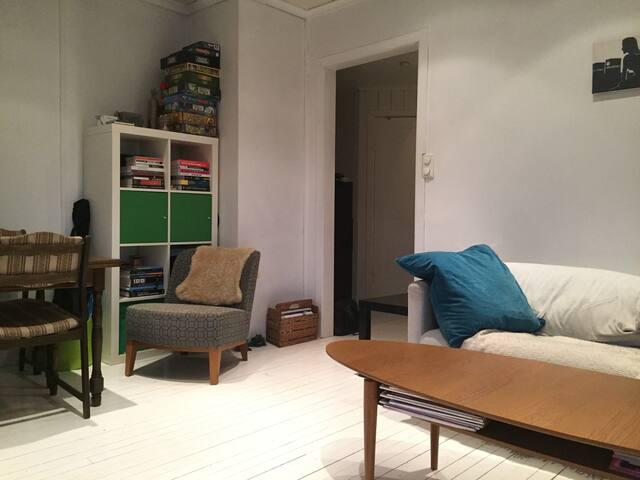Room for rent near the University of Agder - Kristiansand - Apartamento