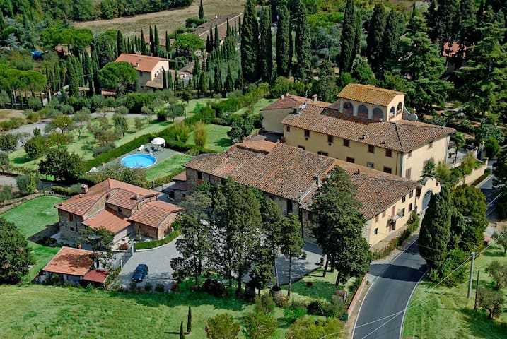 B&B le Farnete - camera Palmira - Comeana - Bed & Breakfast