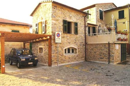 Casa vacanze nelle 5 terre liguri - Camedone