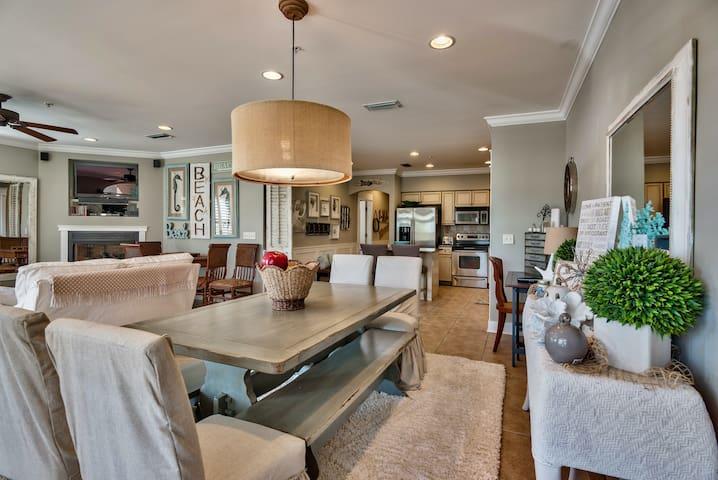 Exceptional 3 Bedroom Condo on C30A - Santa Rosa Beach - Condominio