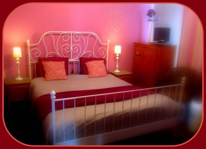 ♥♥♥ chambre douillette ♥♥♥