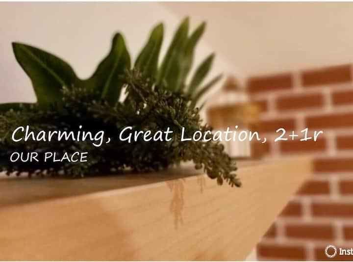 Our Place:Est/Alila Bangsar,KL Sentral,Brickfields