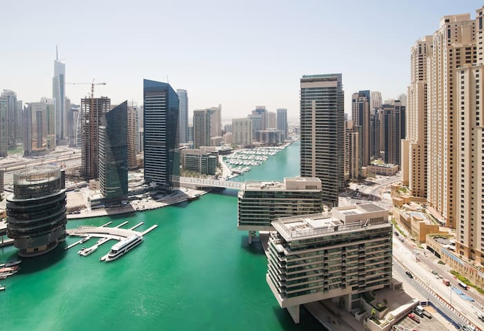 Dubai Marina Luxury Apartment - Dubaj