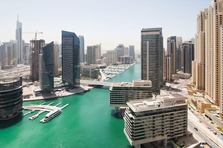 Dubai Marina Luxury Apartment - Dubai - Byt
