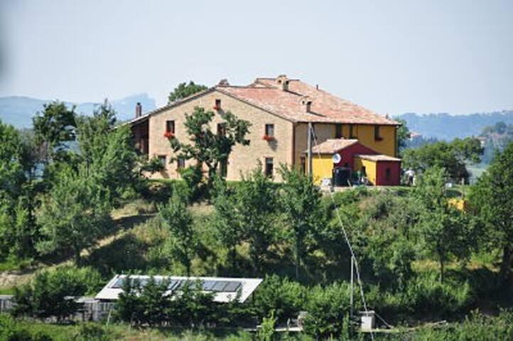fantastici alloggi in collina  - Urbino - House