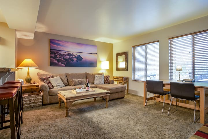 Amazing Lake Tahoe Condo - Tahoe City - Apartament