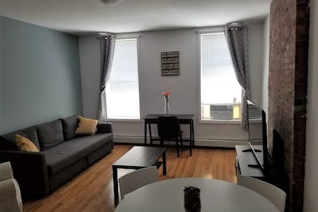 AMAZING  BIG 1BR - FREE PARKING & 15MIN TO NYC
