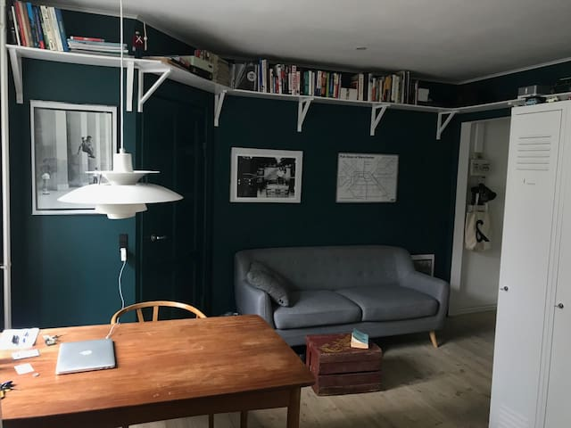 Charming apartment in the centre of Nørrebro