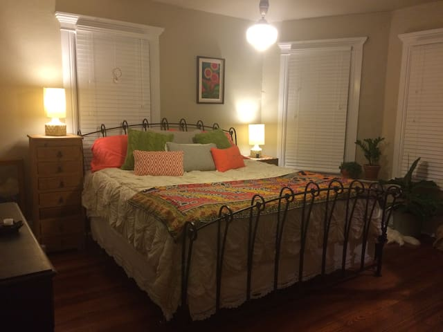 Your Home Away from Home in Downtown Harrisonburg - Harrisonburg