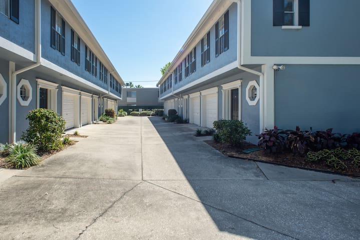 South Tampa Townhouse