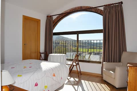 DOUBLE ROOM IN MASOL MOLÍ DE TARTAREU-MONTSEC
