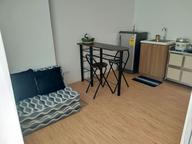 20sqm Studio Condominium in Amaia Skies Avenida