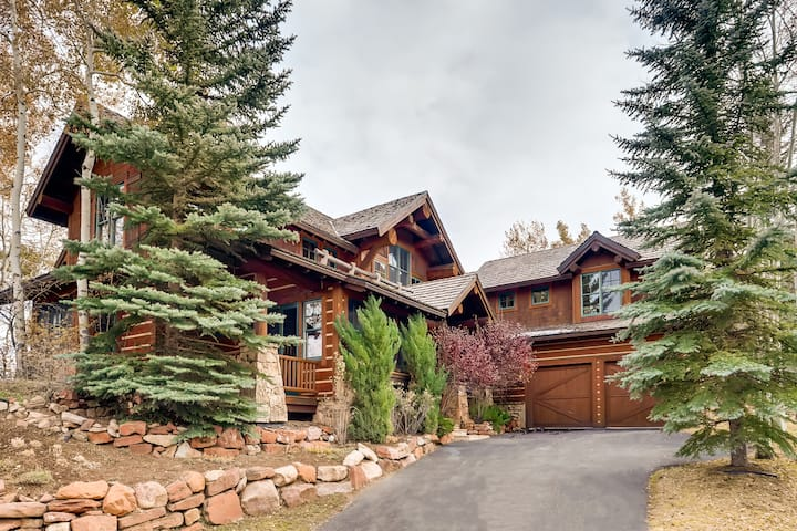 Magnificent 4,500 Square Foot Ski Estate