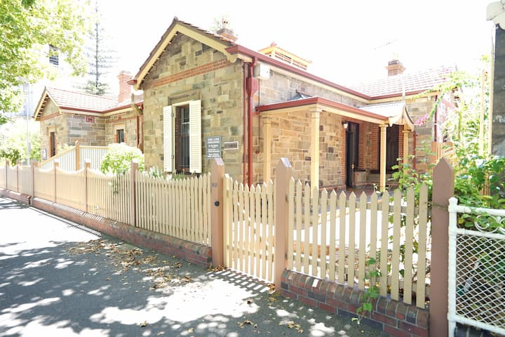 2 bedroom character home on Grote St