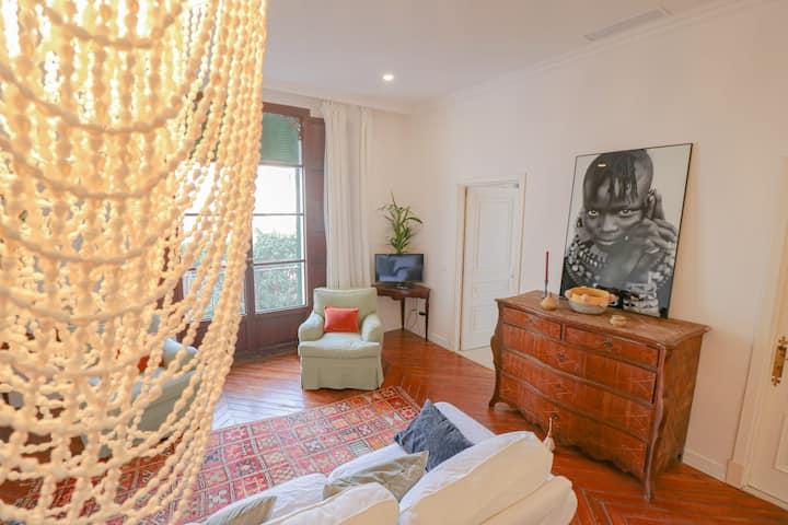 Cozy apartment in Terreno neighborhood
