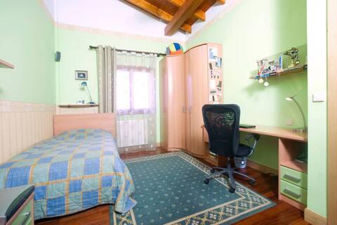 Habitación individual, WI-FI