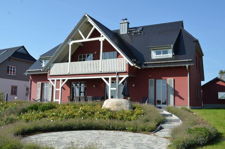 Landhaus Hagenblick - Middelhagen - House
