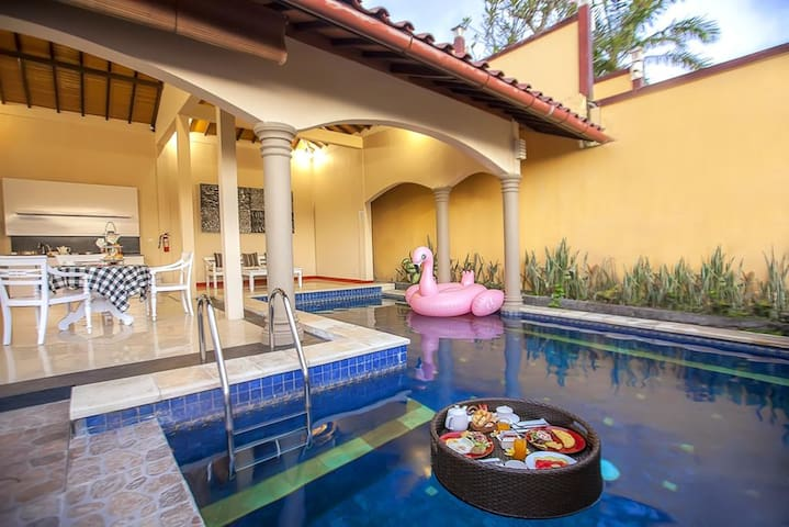Stay Nestle in The Hill View at One BRM Pool Villa
