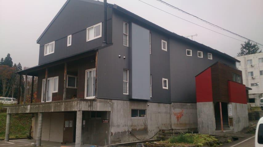 Red Warehouse Myoko - economy room - Myōkō-shi - Гостевой дом