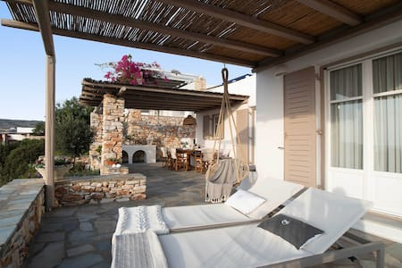 Luxury  Villa Kallisti    2Bdrm  - amazing view