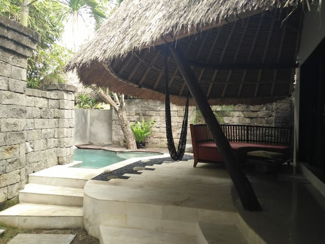 one bedroom private pool # 6