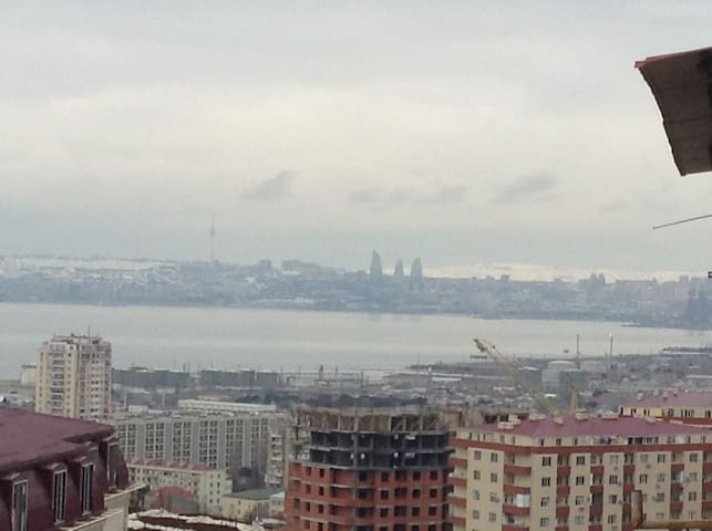 Appartment (sea view) - Bakı - Appartement