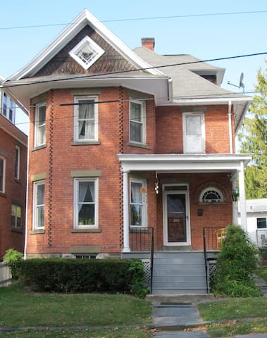 Charming Brick Victorian Home - Kingston - House