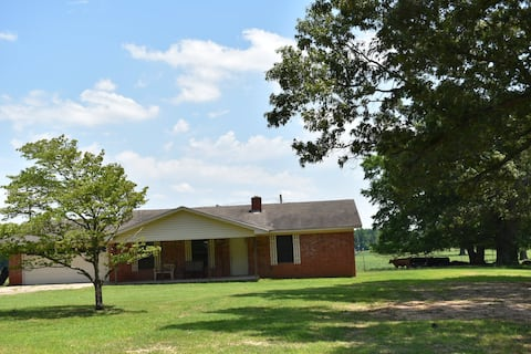 Farm House On the Hill -Entire House