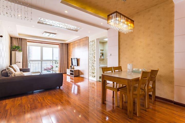 【新市政府】市政供暖高层电梯温馨两室两厅
