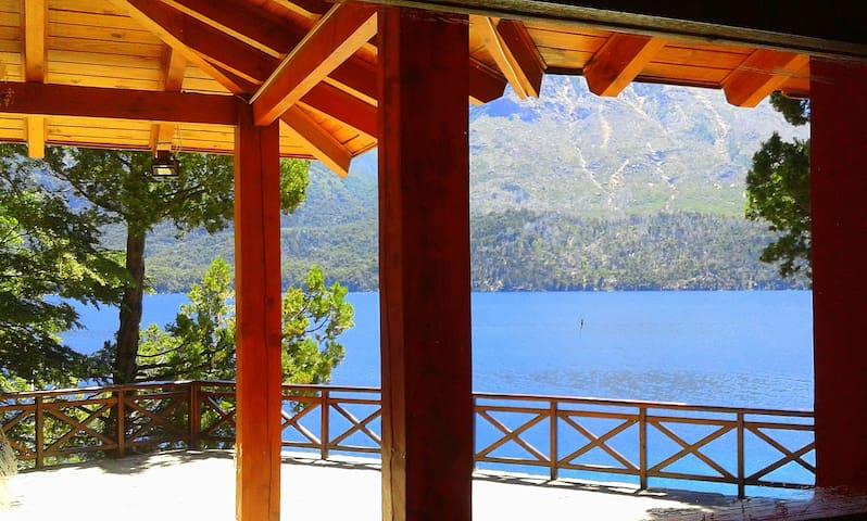 Rancho del Lago, a orillas del Lago Gutierrez - San Carlos de Bariloche - Apartemen