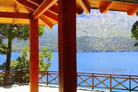 Rancho del Lago, a orillas del Lago Gutierrez - San Carlos de Bariloche