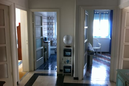 Great flat on the beach - Liguria - Spotorno - Pis