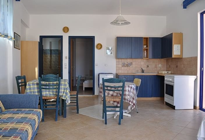two bedroom apartment - Rodos - Huoneisto