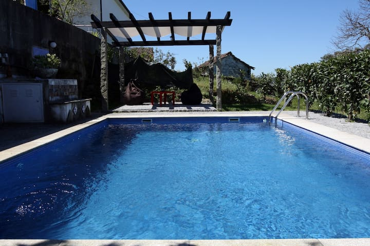 Casa da Aldeia - 3 bedroom with a pool - Hus