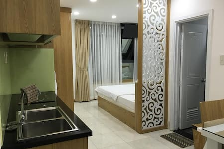 Studio Apartment Twins bed-Ocean view - Nha Trang
