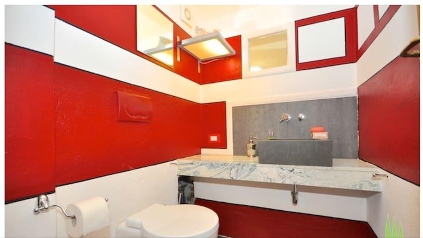 Unique Penthause Loft - City Center - Città della Pieve - Apartment