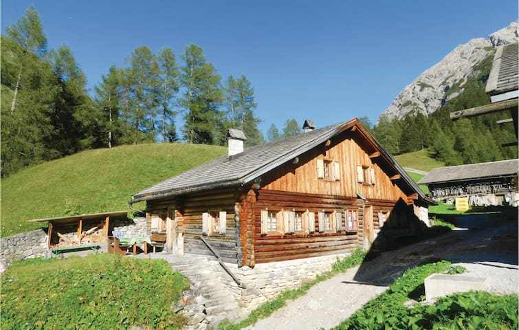 Holiday cottage with 2 bedrooms on 55 m² in Boden