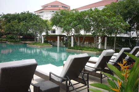 Straits Quay Luxury 2 Bedroom Suite - Tanjong Bungah - Appartement