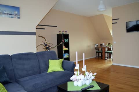 Schönes 3 Zimmer Apartments mit Terrasse.