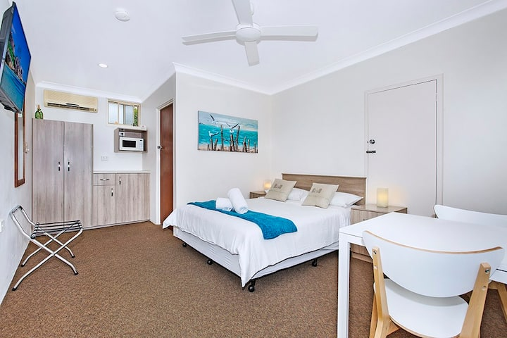 Sandpiper Motel Ulladulla - Queen Room