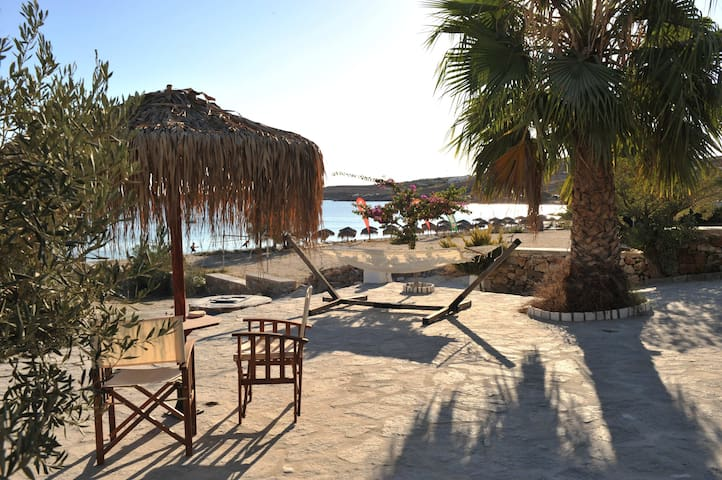 Beach Studios with Great Sea View - Paros - Pis