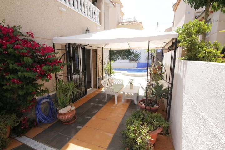 Casa vista águila - Great apartment in quiet area
