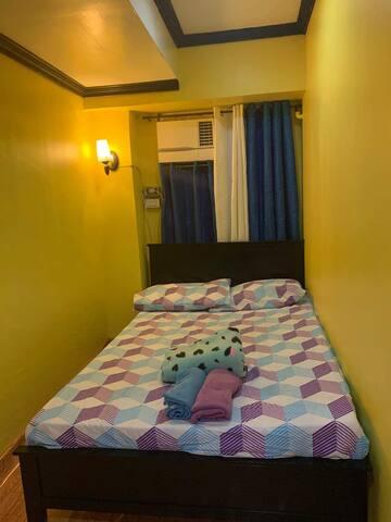 Private Room Good for 2 @victoria de manila Taft17