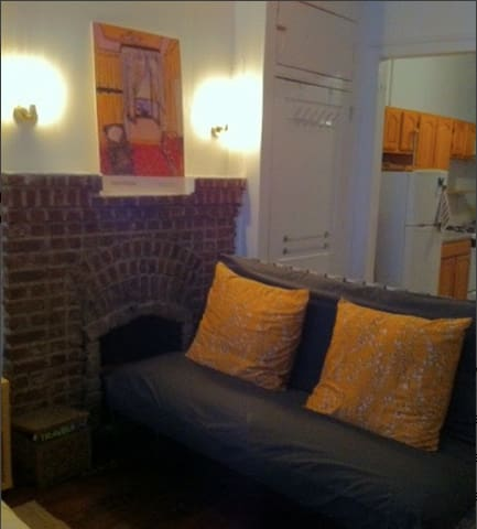 Warm&Cozy Studio West Village