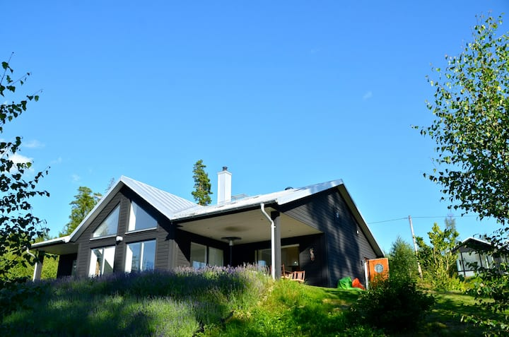 Luxury sommer house on Bolmsö