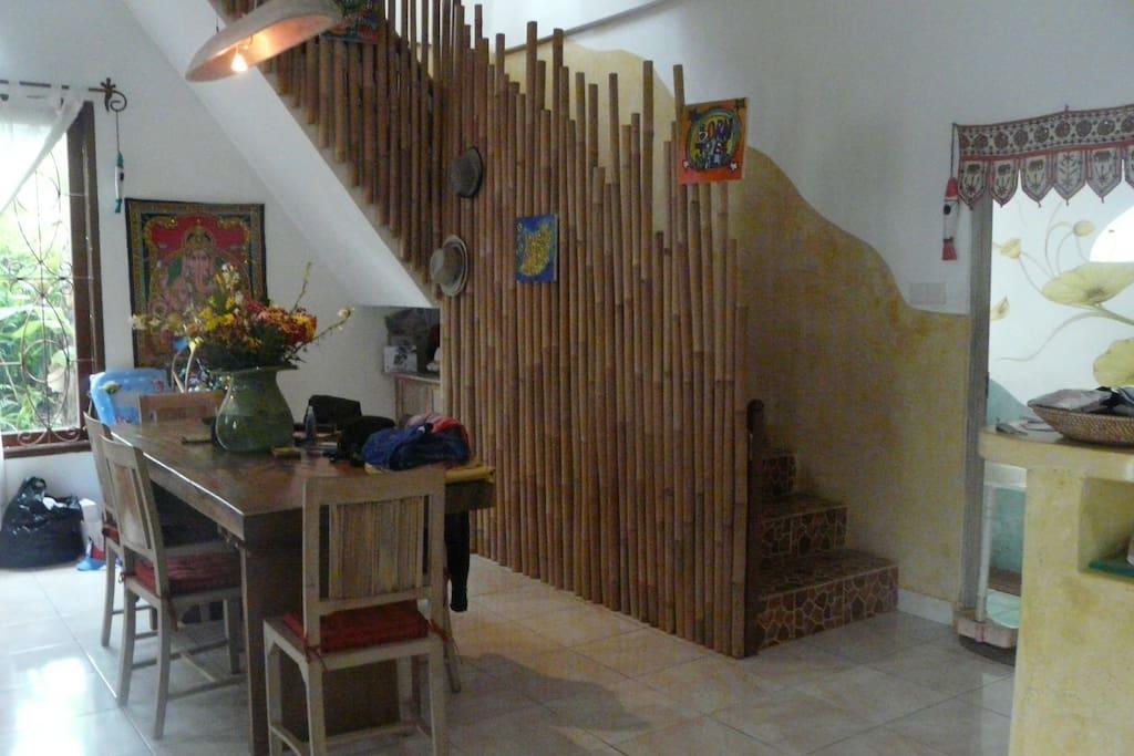 beautiful villa in Ubud