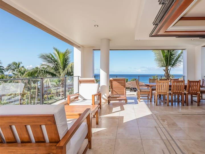 Wailea Beach Villa PH301